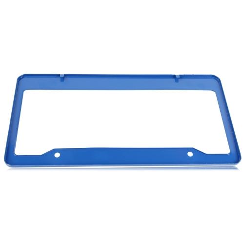Metal Legacy License Plate Frame