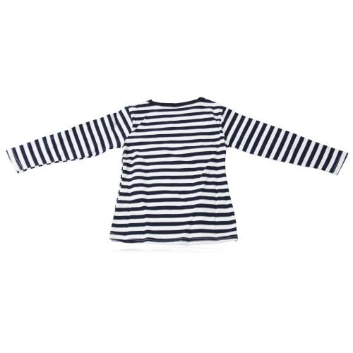 Kids Striped Cotton T-Shirt