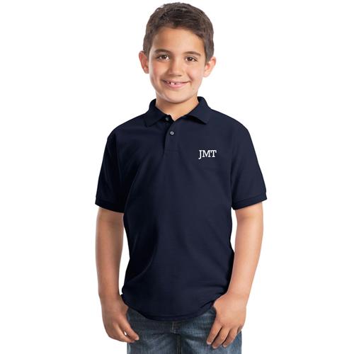 Children Cotton Polo Shirt