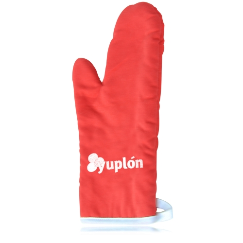 Cotton Padded Oven Glove Image 1