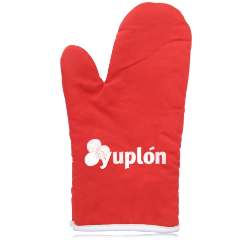 Cotton Padded Oven Glove Image 8