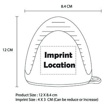 Heat Proof Silicone Oven Mitt