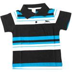 Multi-Color Children Short Sleeve Polo Shirt