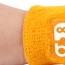 Cotton Lengthen Wrist Sweatband