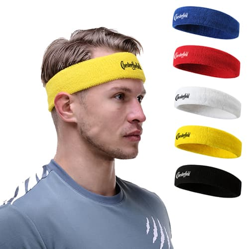 Sports Cotton Sweat Headband