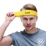 Sports Cotton Sweat Headband Image 1