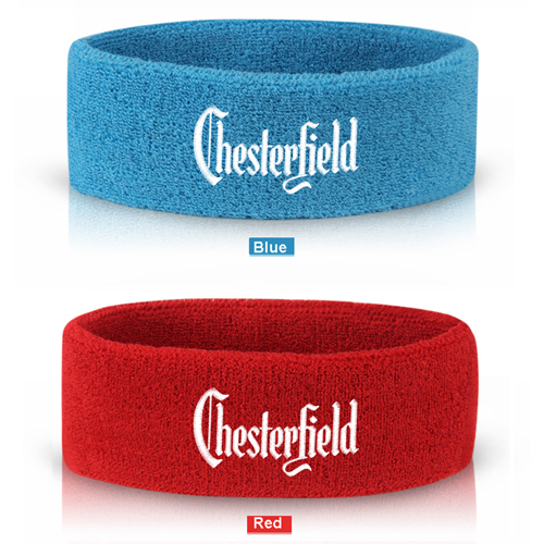 Sports Cotton Sweat Headband Image 4