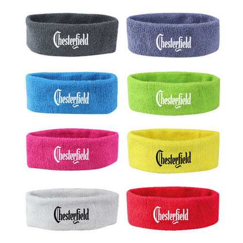 Sports Cotton Sweat Headband Image 5