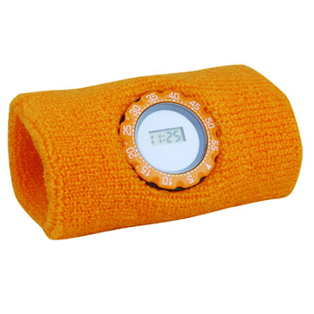 Digital Watch Sweatband