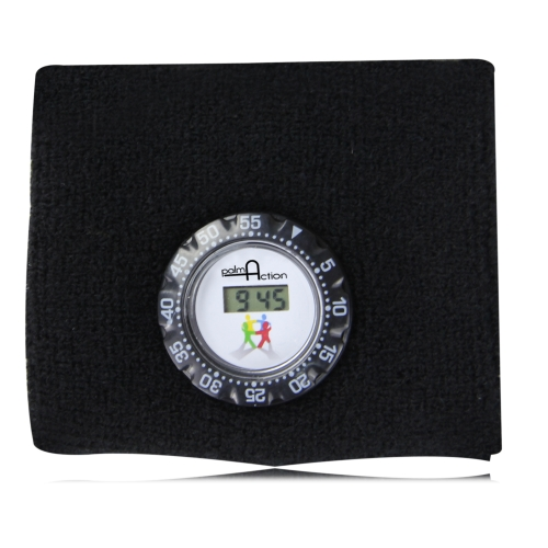 Digital Watch Sweatband Image 2