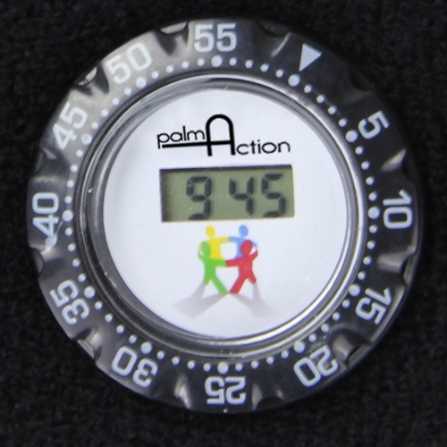 Digital Watch Sweatband Image 6