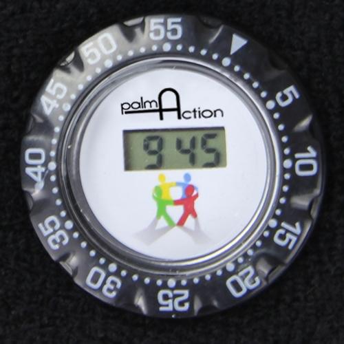 Digital Watch Sweatband