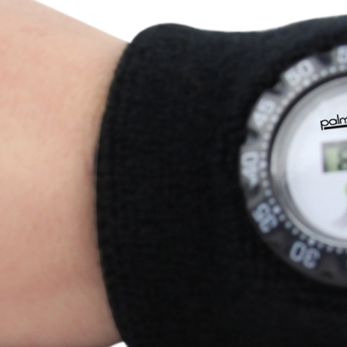 Digital Watch Sweatband Image 7