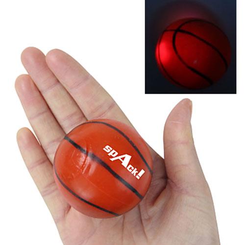 Mini Basketball Flash Light Ball