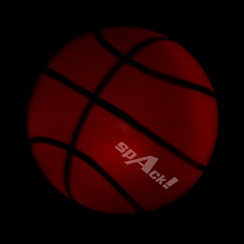 Mini Basketball Flash Light Ball Image 4