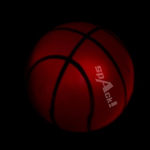 Mini Basketball Flash Light Ball Image 5