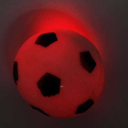Mini Football Flashing Light Ball