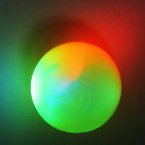 Soft Round Flashing Light Ball Image 3
