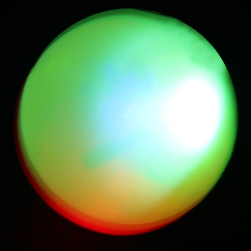 Soft Round Flashing Light Ball