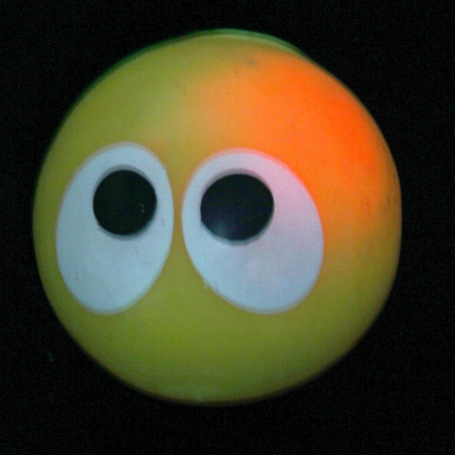Cute Flashing Multi-Glow Ball Image 5