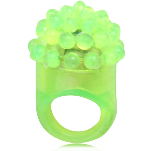 Blinking Bumpy Glow Ring
