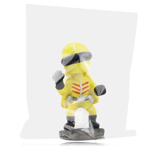 Custom Shaped Resin Doll