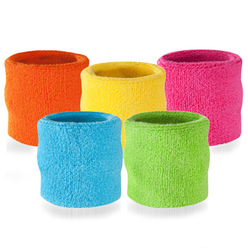 Cotton Sports Wristband