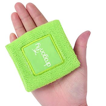 Cotton Sports Wristband
