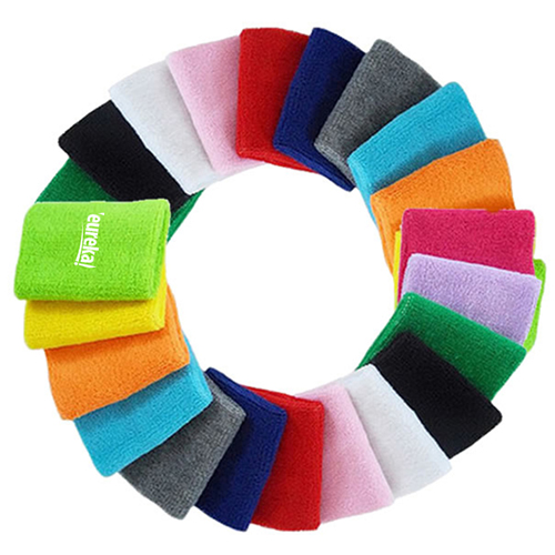 Terry Wrist Sweat Sweatband Image 6