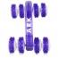 8 Roller Plastic Body Massager