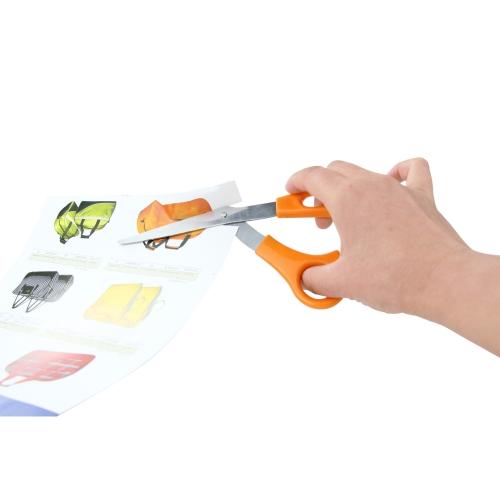 Curved Bent Blade Scissor
