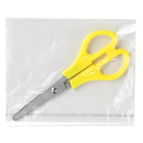 Classic Blunt Nose Scissor With Measurement Blade