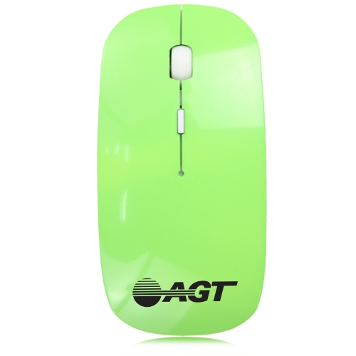 Sleek Stylish Wireless Optical Mouse