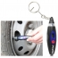 Portable Digital Tire Gauge with Keychain