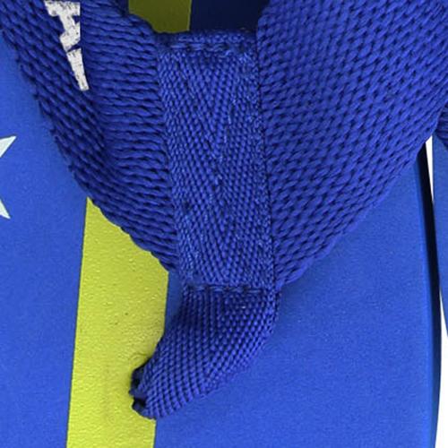 Fabric Ribbon Strap Flip Flop