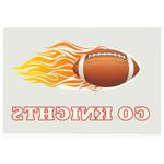 Your Logo Temporary Tattoo  - 13 x 5.5 cm