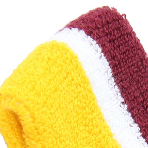 Striped Color Cotton Sports Headband