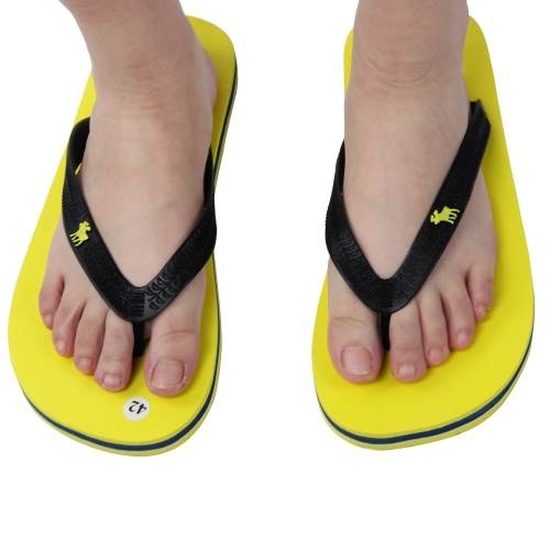 Eva Flip Flop With Pvc Belt