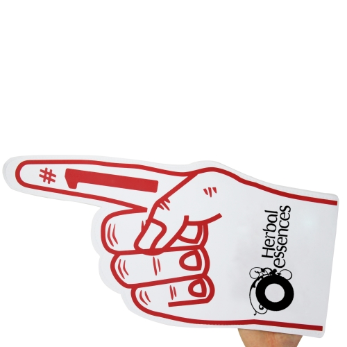 Number One Cheerleading Gloves