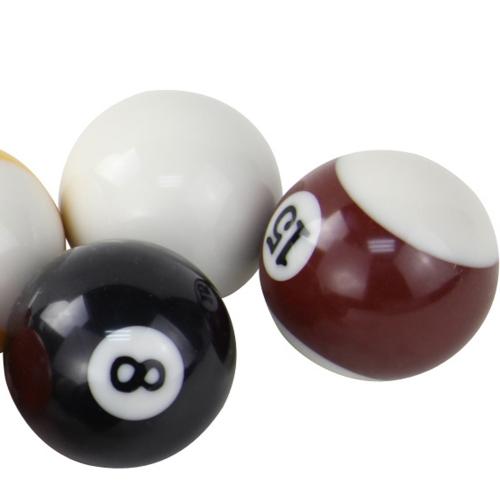 American Billiards Resin Pool Ball Set
