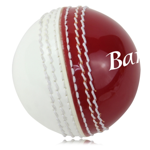 Double Color Leather Cricket Ball Image 1