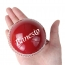 Double Color Leather Cricket Ball Image 4