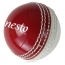 Double Color Leather Cricket Ball Image 5
