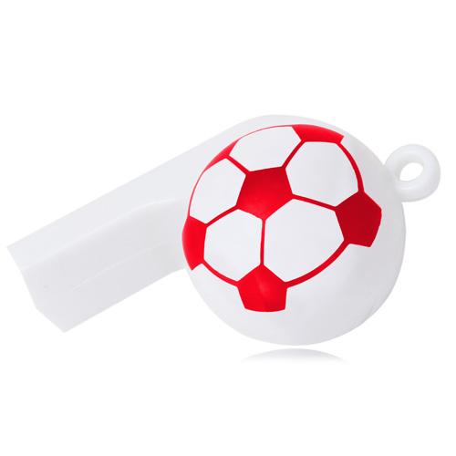 Football Shaped Whistle