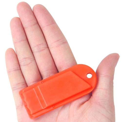 Flat Safety Whistle