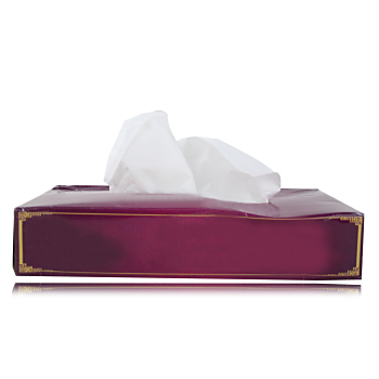 60 Dry Facial Tissue Paper Pack