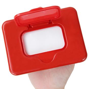 40 Large Wet Wipe In Plastic Box