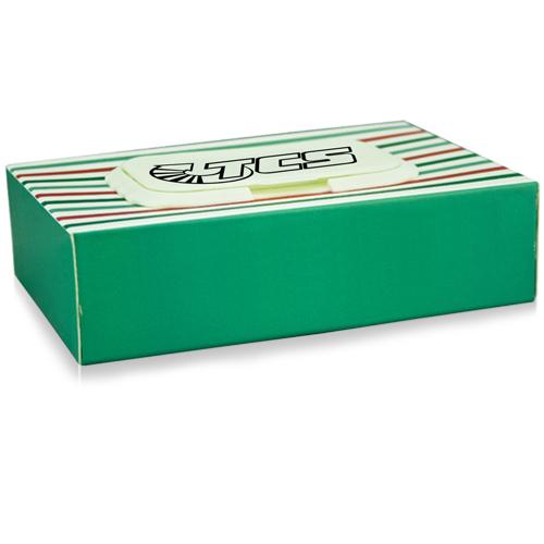 60 Facial Tissue Wiper Pack