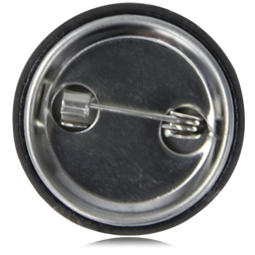 2.5CM Round Mini Tin Badge Image 1