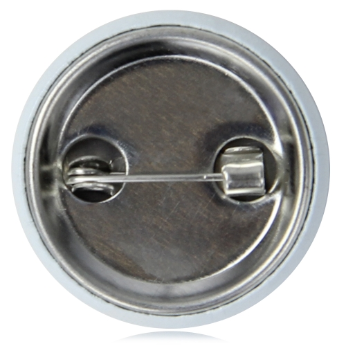 2.5CM Round Tin Button Badge